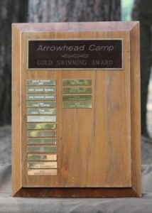 Golden Swimming Award