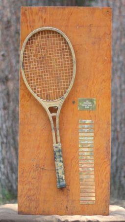 The Golden Tennis Award
